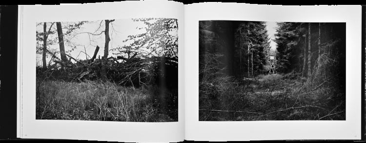 Künstlerbuch »Der Elmgeist«, 42x30 cm, 104 Seiten, 2015