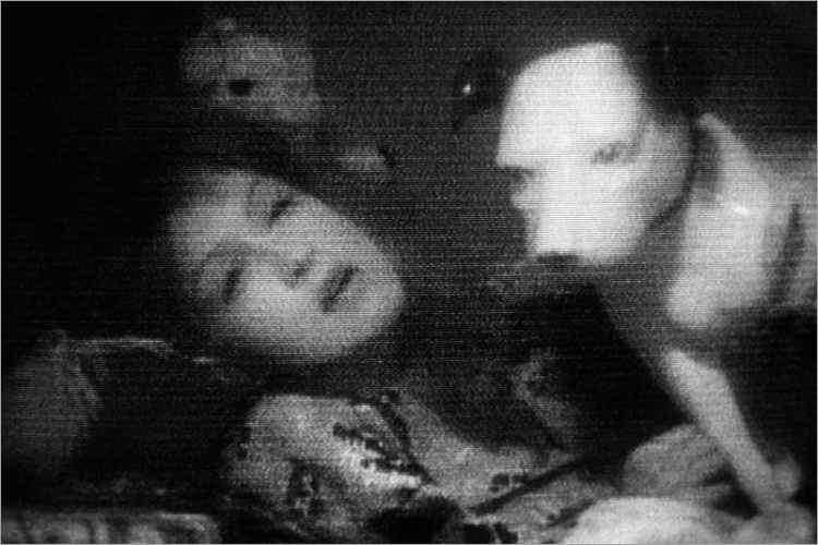 »Die Freundin des Teufels«, aus dem Portfolio »Episoden«, Foto © Friedhelm Denkeler1984