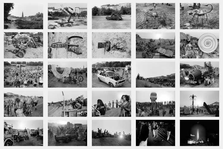 Indexprint »Eine Wilder-Tag-Kreuzberg«, 1989