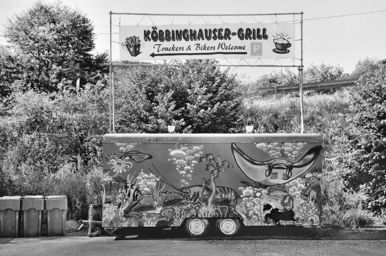 »Köbbinghauser Grill«, aus dem Portfolio »Köbbinghauser Hammer«, 2014, Foto © Friedhelm Denkeler 2009