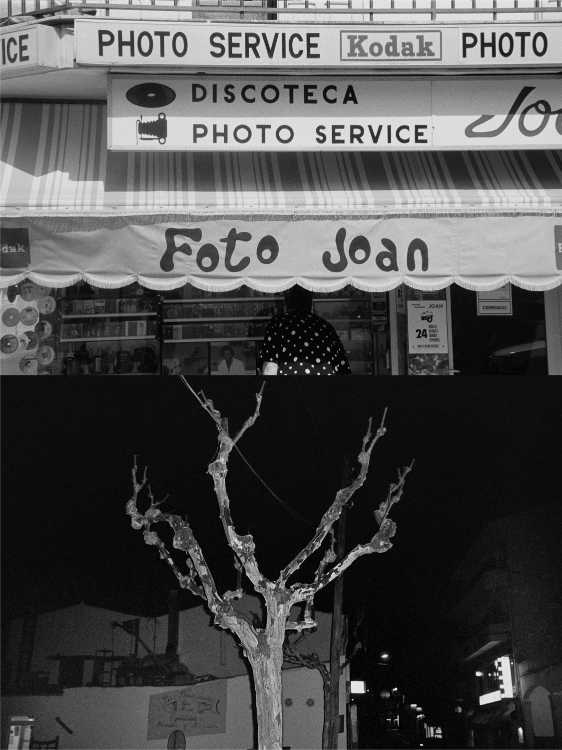 Aus dem Portfolio »Eine Mallorquinische Nacht« (24 Stunden Photo Service/ Kahler Baum), Foto © Friedhelm Denkeler 1993