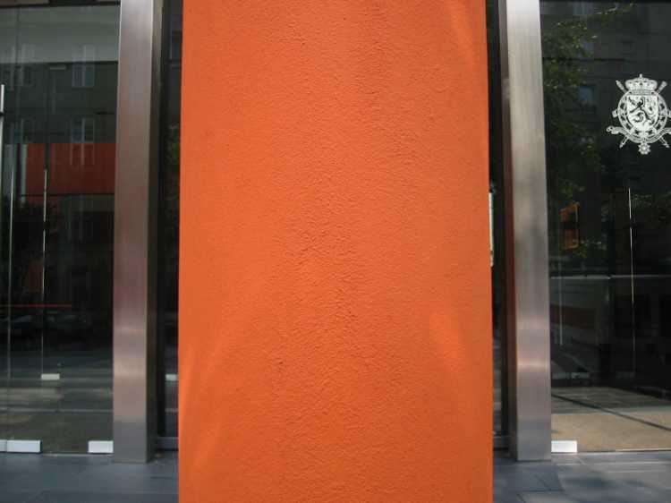 Aus dem Portfolio »Mittig«, Berlin-Mitte, Foto © Friedhelm Denkeler 2002