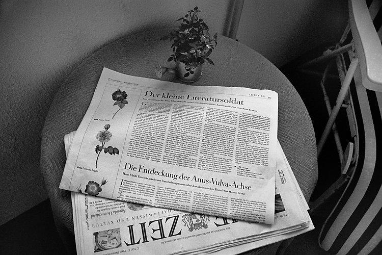 Aus dem Portfolio »Macht zuviel Sex verrückt?«, Kapitel 7: »Macht zuviel Sex verrückt?«, Foto © Friedhelm Denkeler, 2002