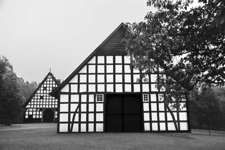 »Museumshof im Siekertal in Bad Oeynhausen«, Foto © Friedhelm Denkeler 2007