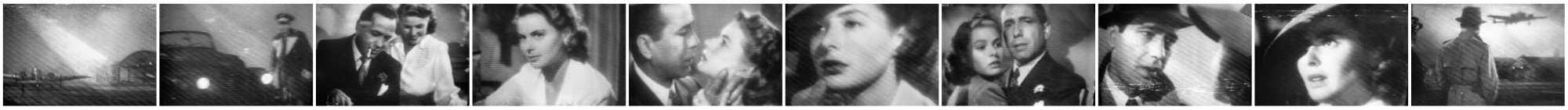Serie »Abschied in Casablanca«, Kontaktstreifen, Fotos © Friedhelm Denkeler 1989
