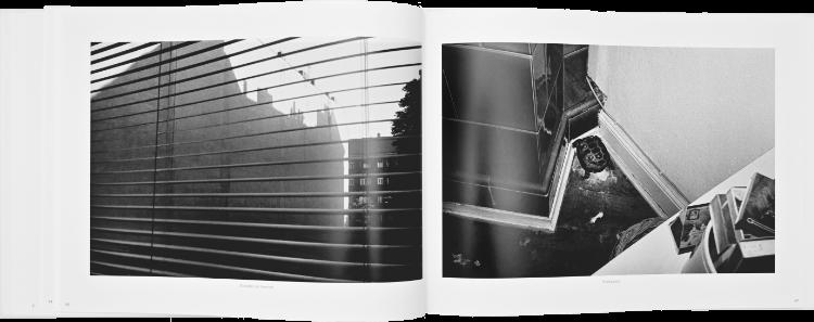Künstlerbuch »Photographien» (Harmonie eines Augenblicks),  42x30 cm, 112 Seiten, Hardcover, Selbstverlag © Friedhelm Denkeler 2014