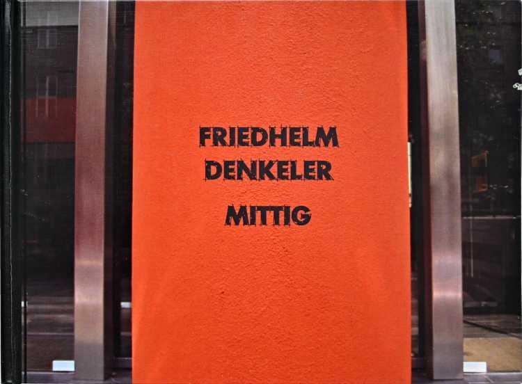 Künstlerbuch »Krottorf«, 27x20 cm, 88 Seiten, Hardcover, Selbstverlag © Friedhelm Denkeler 2008